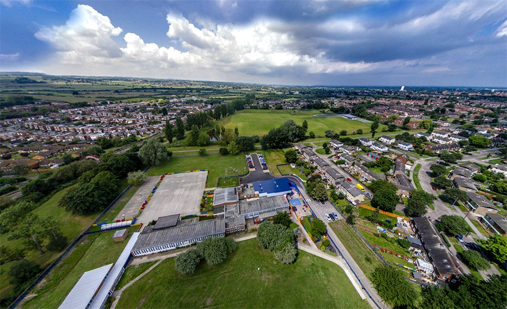 Appleton Primary School - View From Above